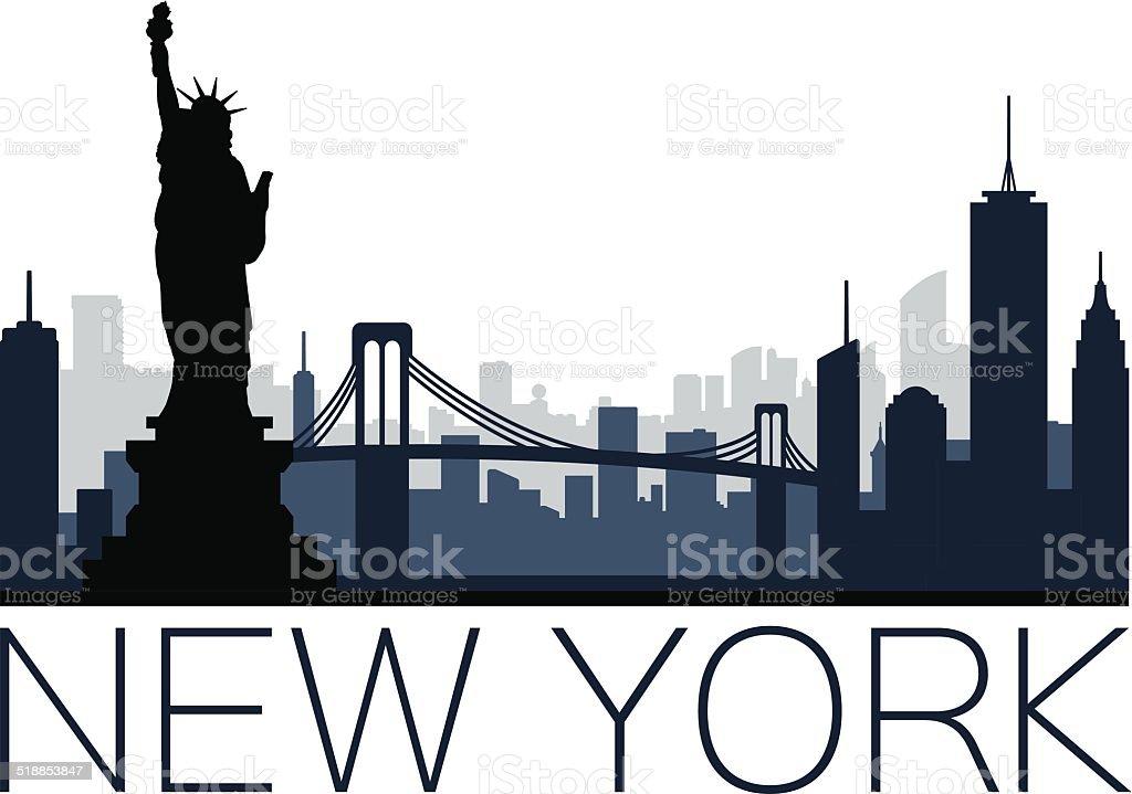 new york city clip art vector images illustrations istock
