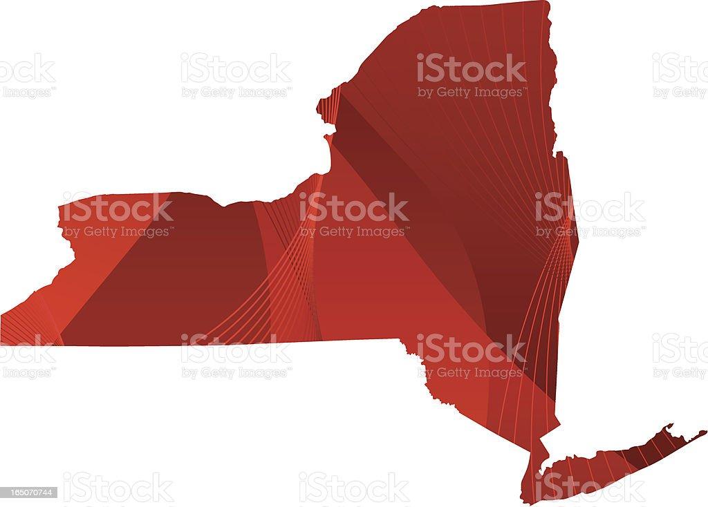 New York royalty-free stock vector art