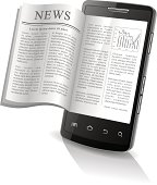 News on your Smart Phone
