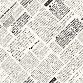 Newspaper imitation