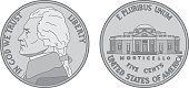 US Nickel Coin