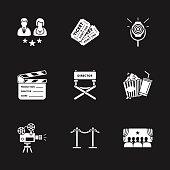 nine modern cinema icons