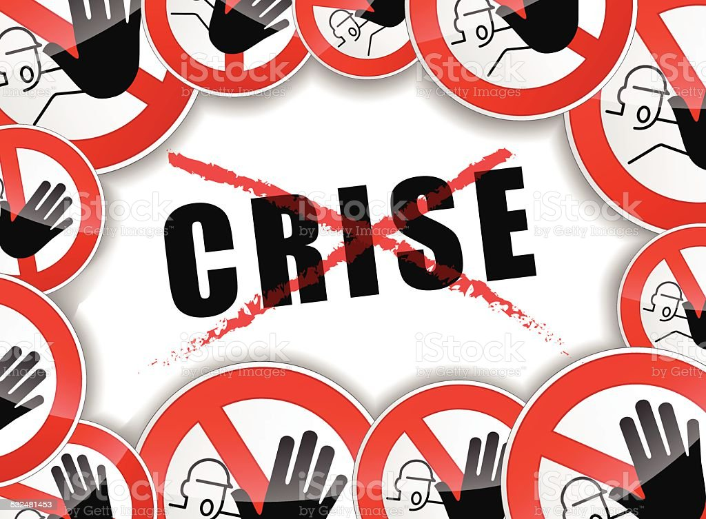 фото нет кризис