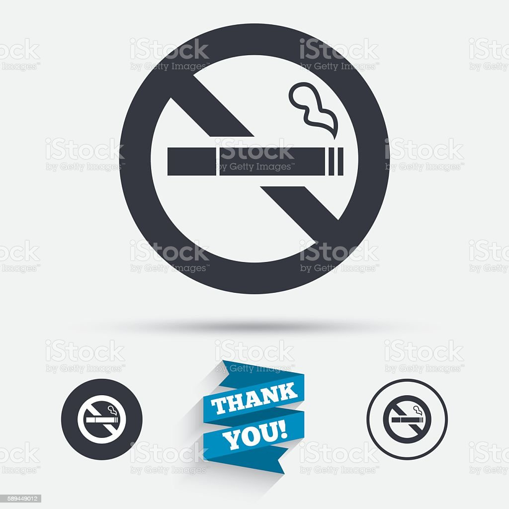 No smoking sign icon cigarette symbol stock vector art 589449012 no smoking sign icon cigarette symbol royalty free stock vector art biocorpaavc Image collections