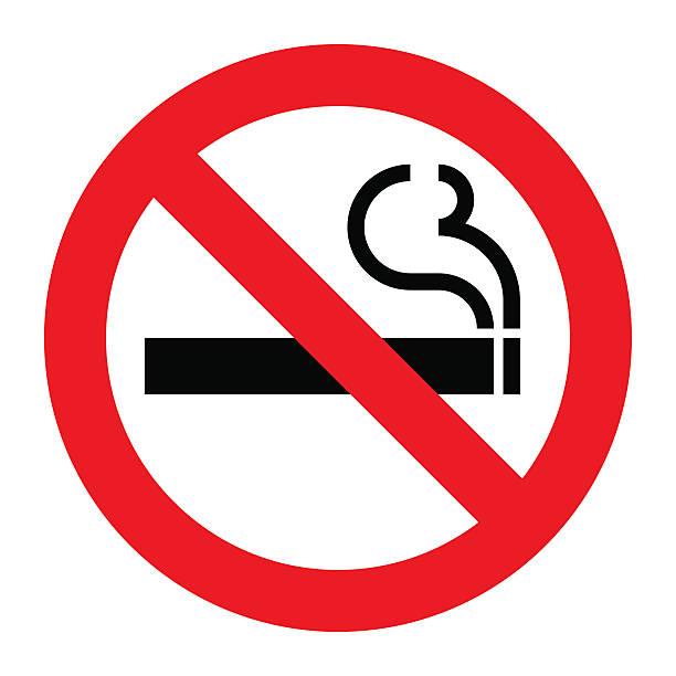 禁煙マーク イラスト素材 - iStock