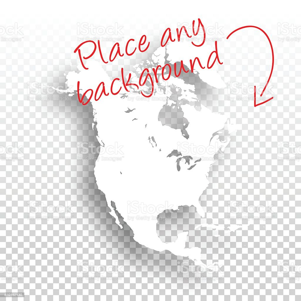 Geography Blog Printable Maps Of North America Free Blank Map Of - Blank maps of america