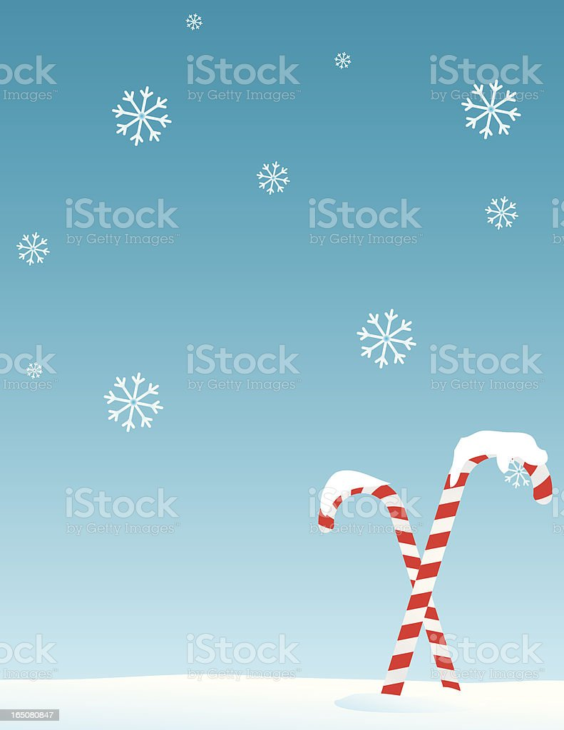 North Pole royalty-free stock vector art