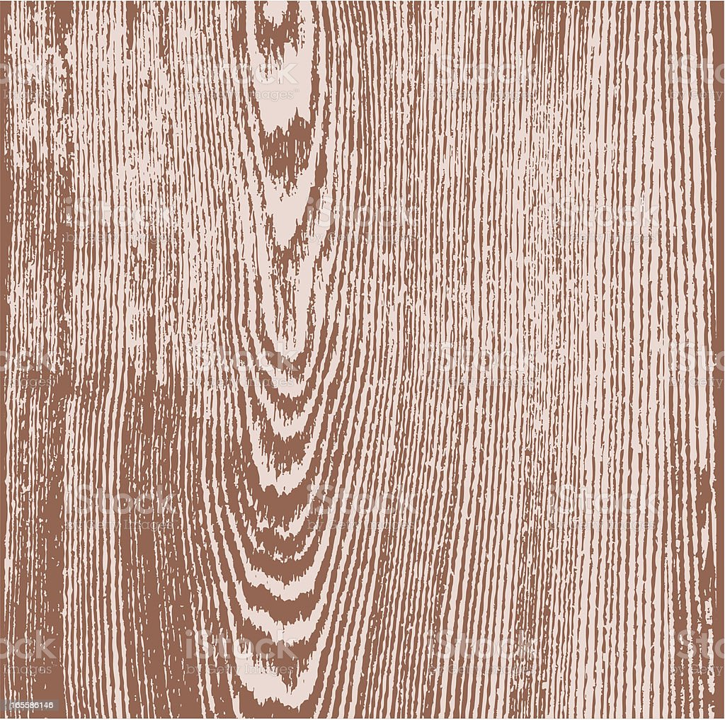 Oak wood grain royalty-free stock vector art
