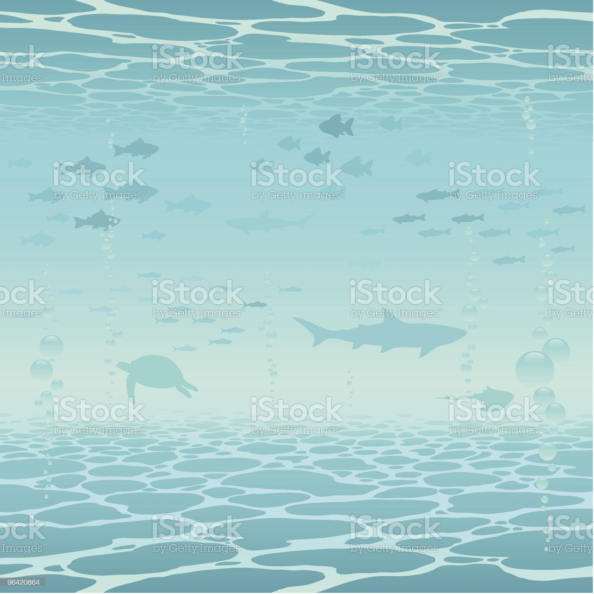 ocean royalty-free stock vector art