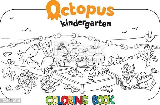 Ziemlich Oktopus Malbuch Fotos - Framing Malvorlagen ...