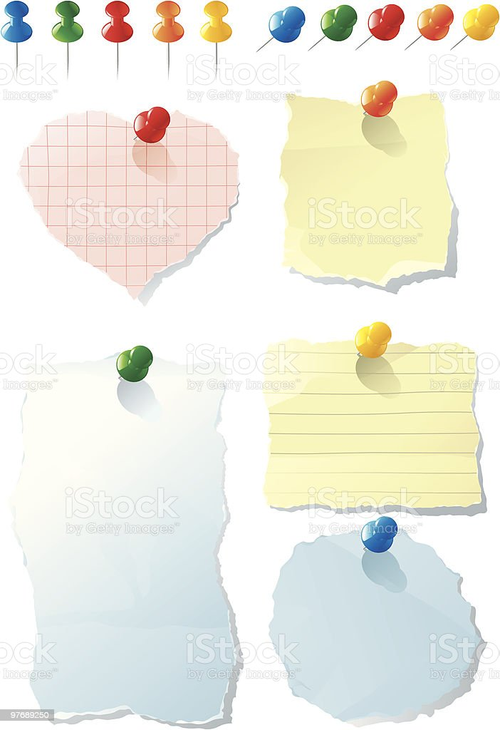 office billboard royalty-free stock vector art