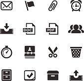 Office Icons   Mono Series