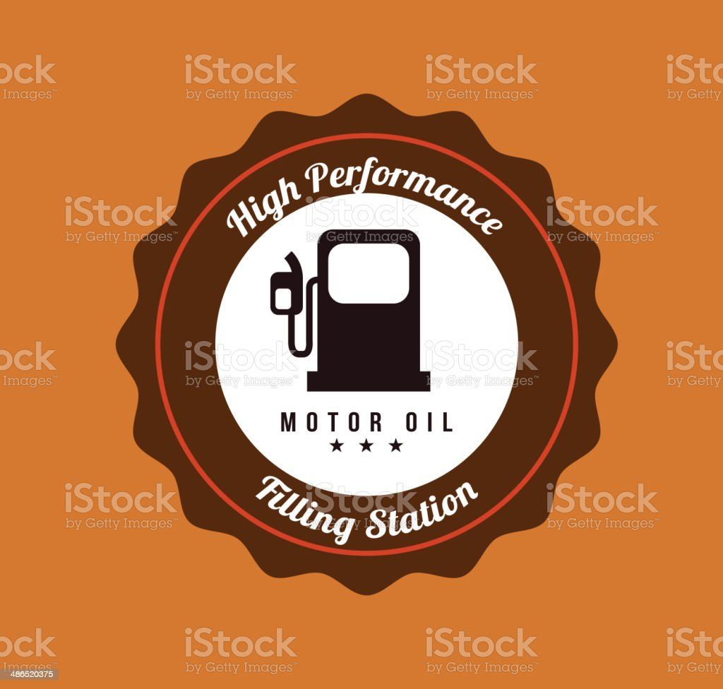 oil industry royalty-free stock vector art
