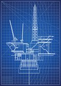 Oil Platforms Blueprint