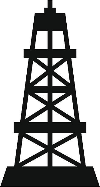 Oil Pump Clip Art, Vector Images & Illustrations - iStock