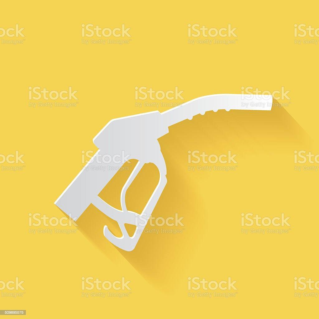Oil symbol,clean vector vector art illustration