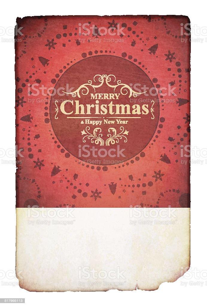 Old paper christmas greetings stock vector art 517995113 istock old paper christmas greetings royalty free stock vector art m4hsunfo