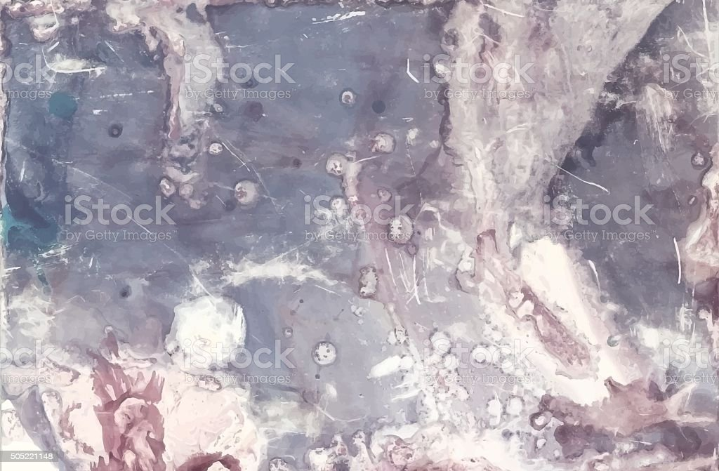 Old Scratched Marble Like Background. Vector EPS 10 vector art illustration