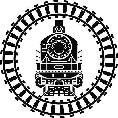 Steam Train Clip Art Vector Images Amp Illustrations Istock