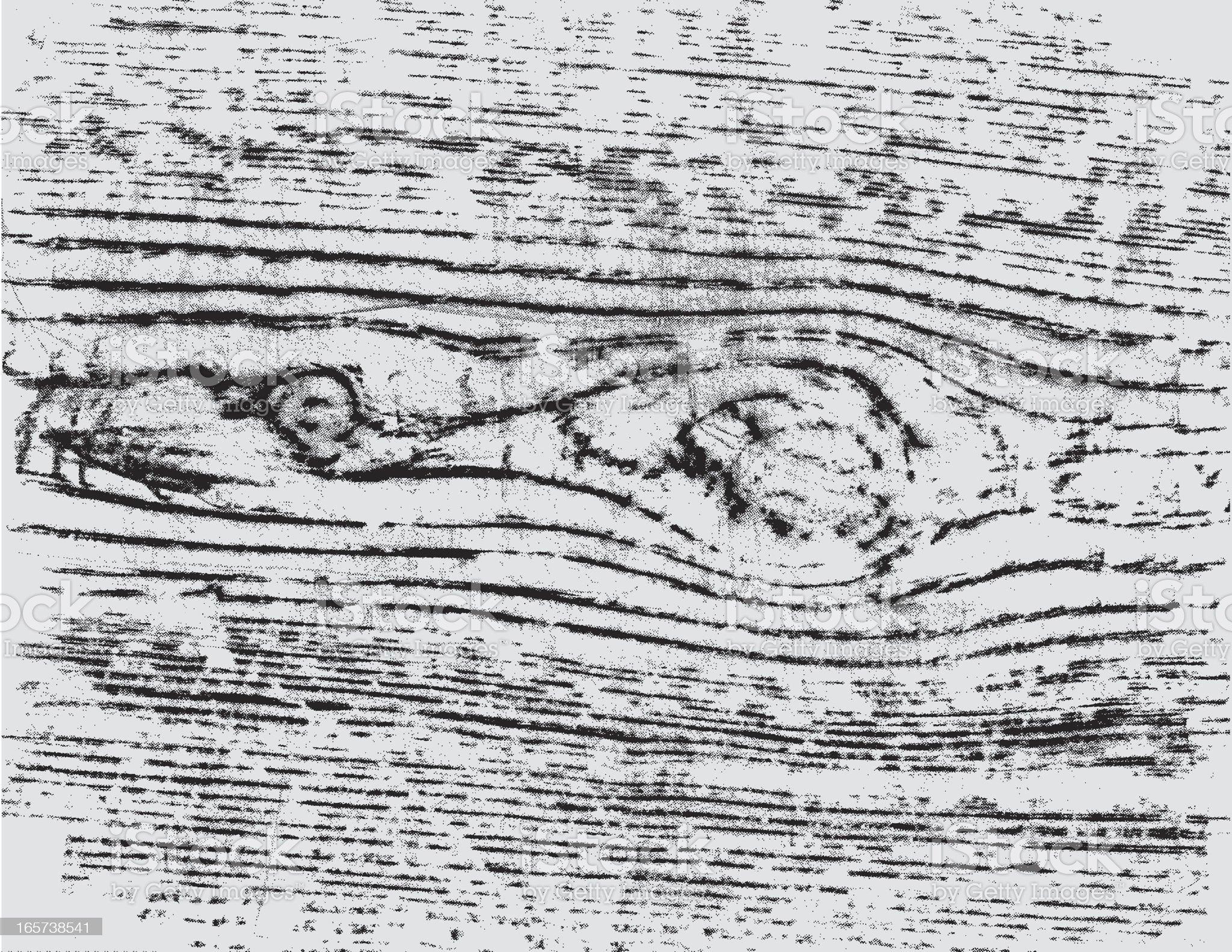 oldy moldy wood royalty-free stock vector art