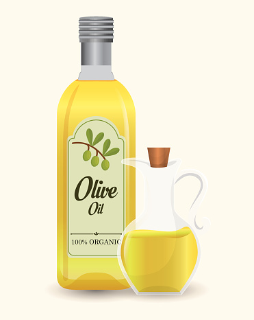 Olive Oil Clip Art, Vector Images & Illustrations - iStock