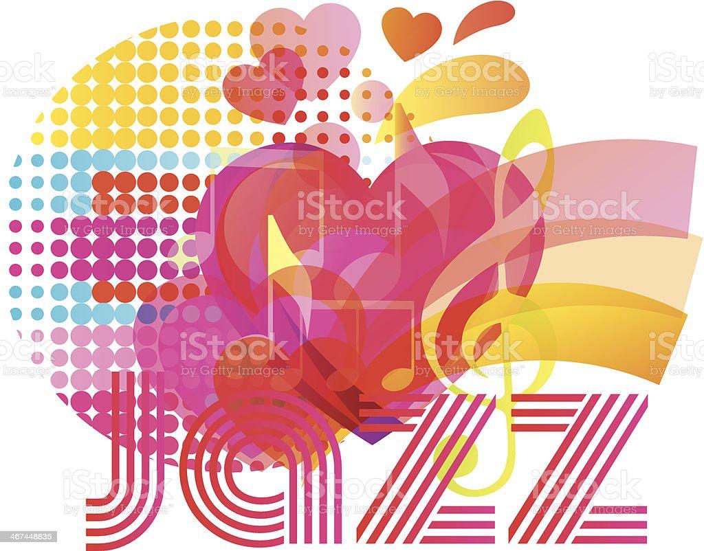 ?olor vector musical composition royalty-free stock vector art