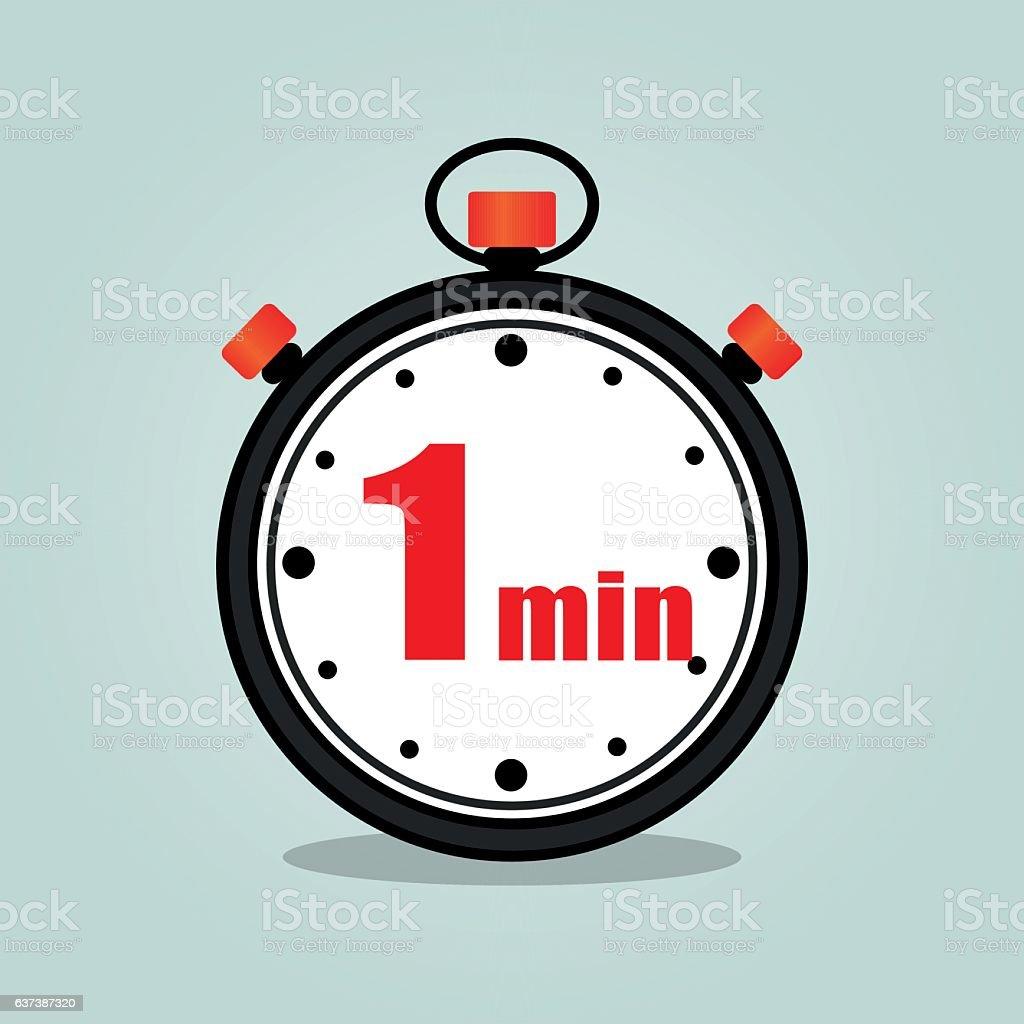 one minute stopwatch clip art  u2013 cliparts