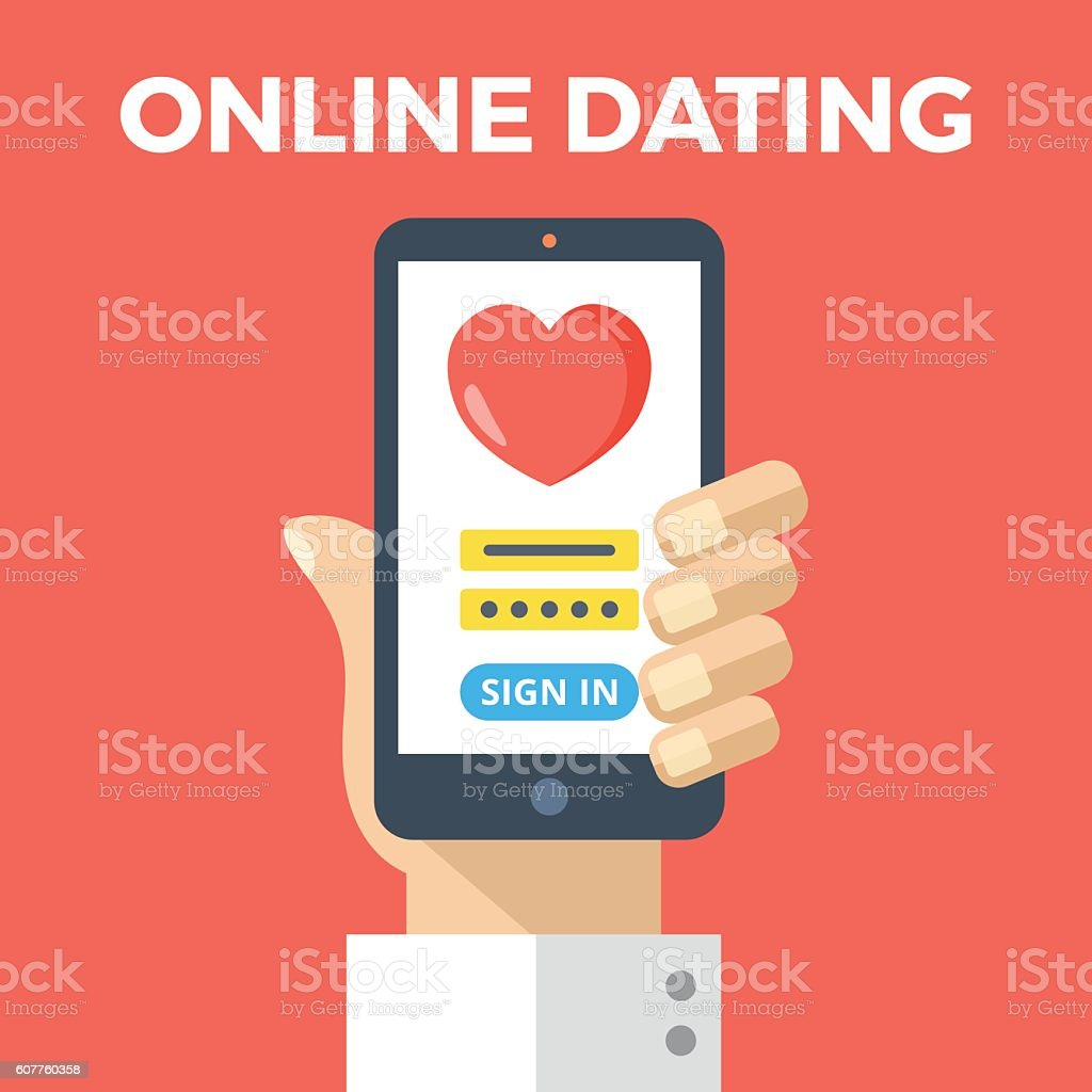 Online speed dating app