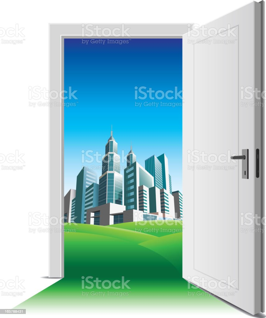 Front door clipart -  Decorating Front Door Clipart