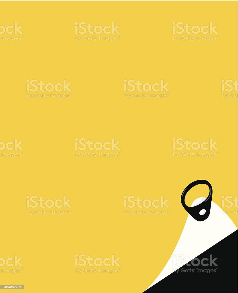 Opening royalty-free stock vector art