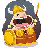 Opera Singer Theatre Viking Actor