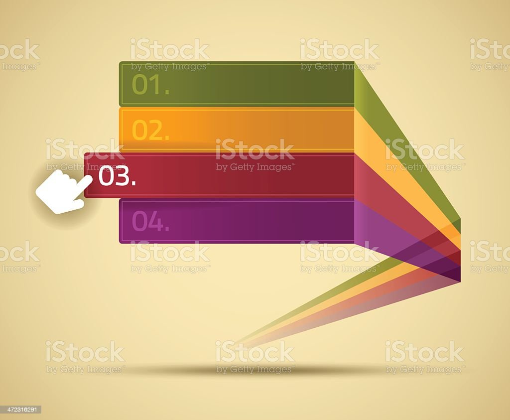 Option Choices royalty-free stock vector art