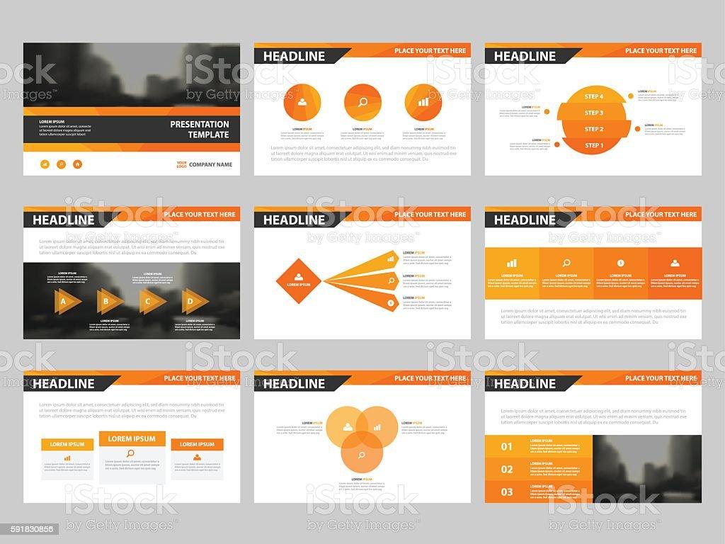 presentation outline templates template