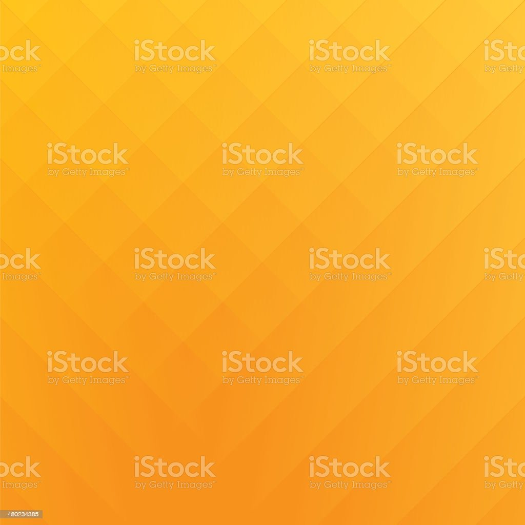 orange background vector art illustration