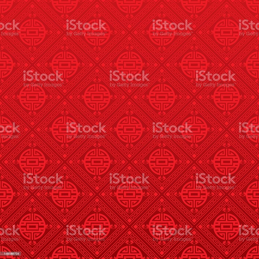 Oriental Chinese Background royalty-free stock vector art