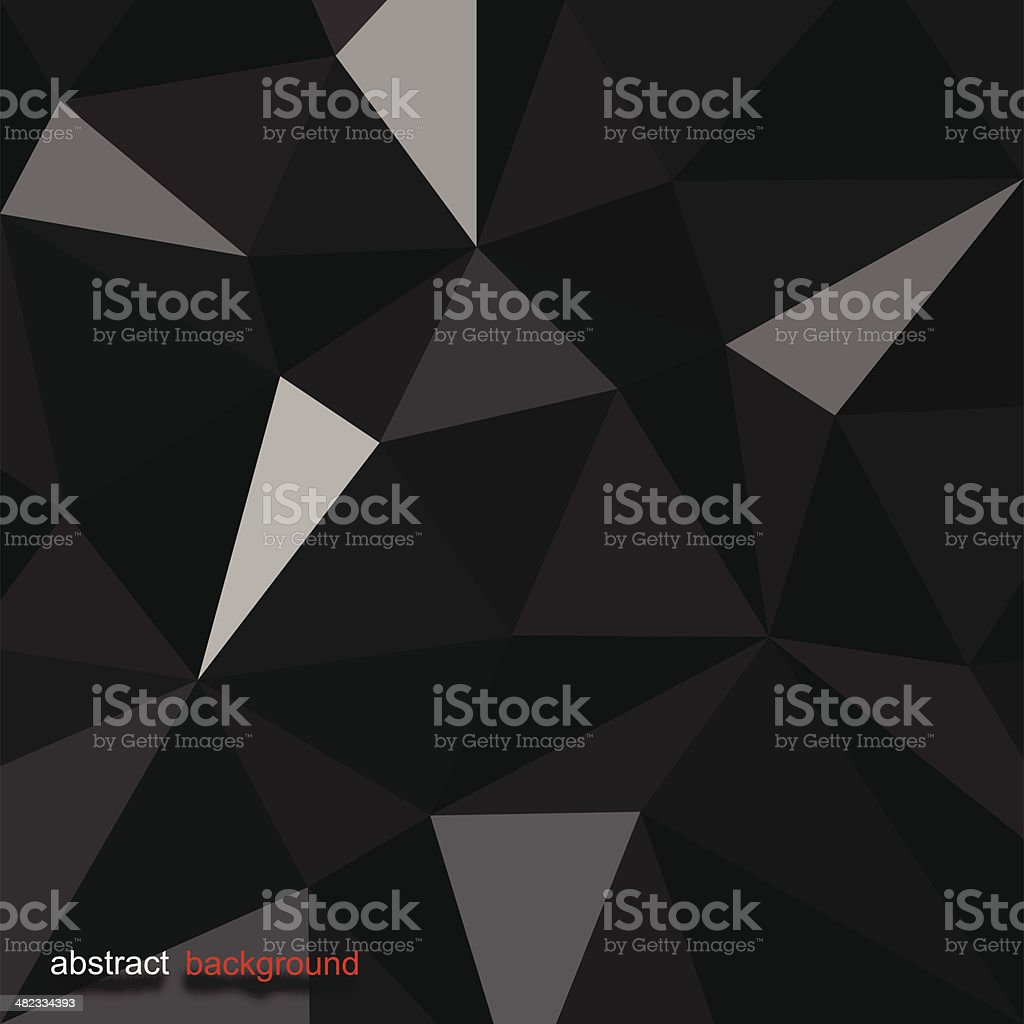 Origami background texture royalty-free stock vector art