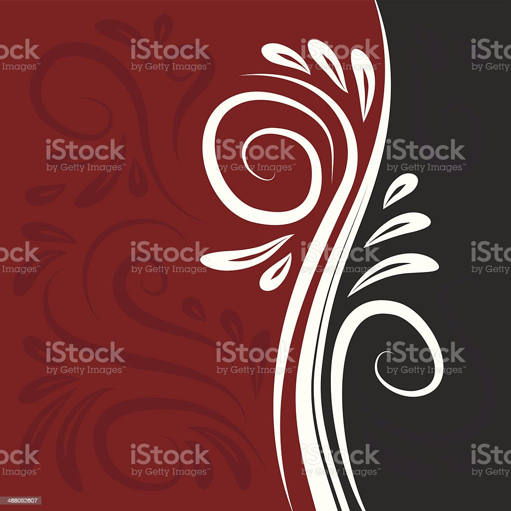 ornament background royalty-free stock vector art
