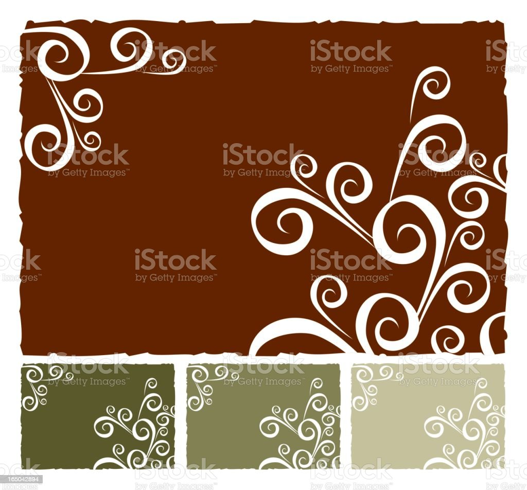 Ornamental background royalty-free stock vector art