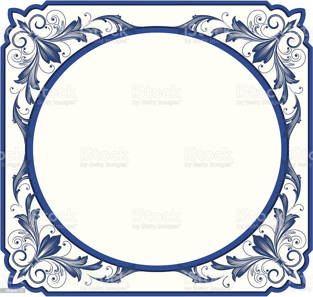 Ornamental Circle royalty-free stock vector art