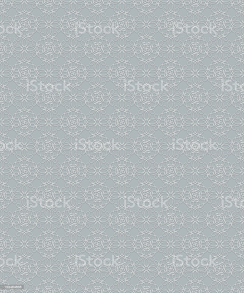 Ornate Vector Background Repeating Pattern royalty-free stock vector art