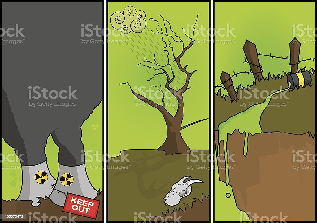 Our Future? royalty-free stock vector art
