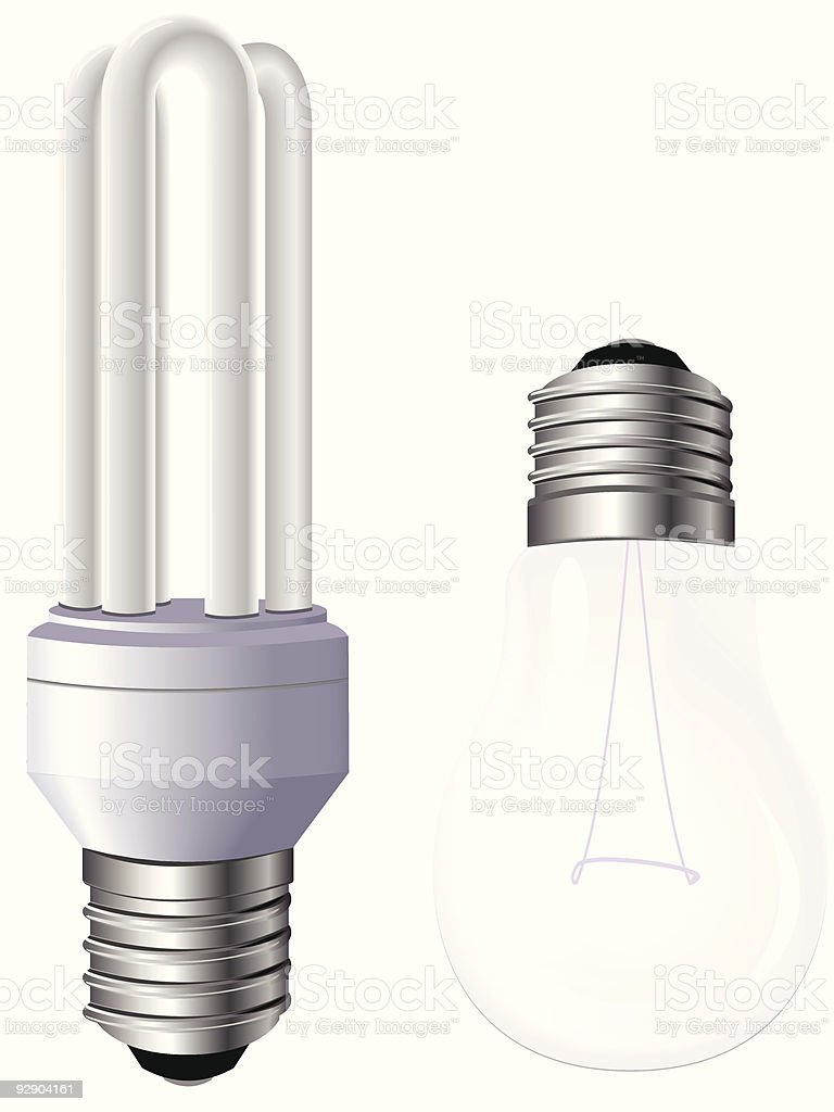 out-of-date and new technological royalty-free stock vector art