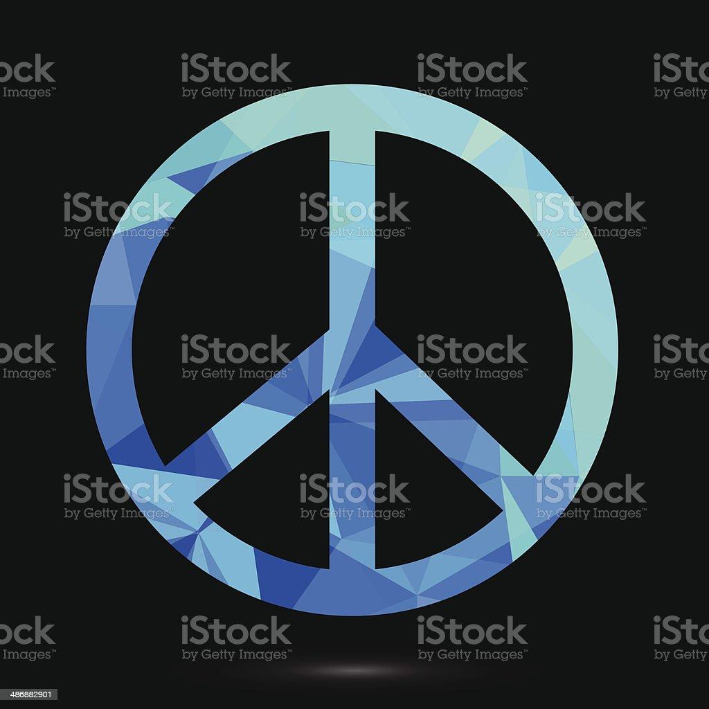 pacific emblem royalty-free stock vector art