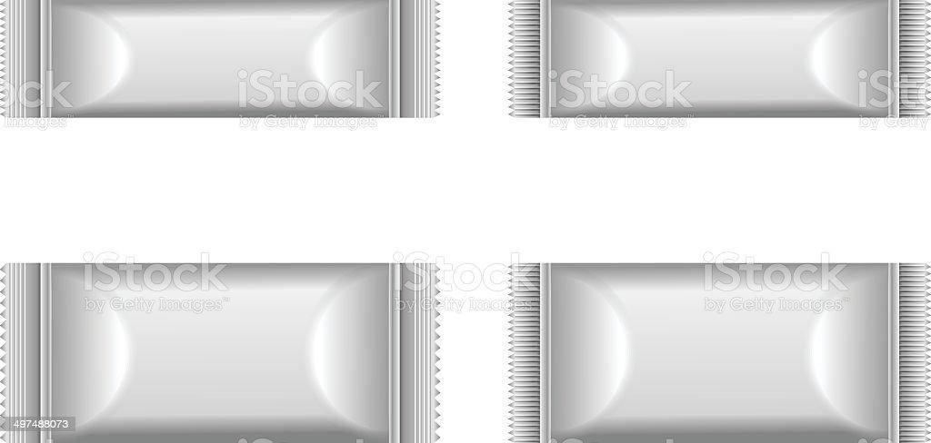 Packet vector art illustration
