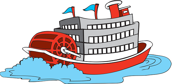 river boat clipart - photo #3