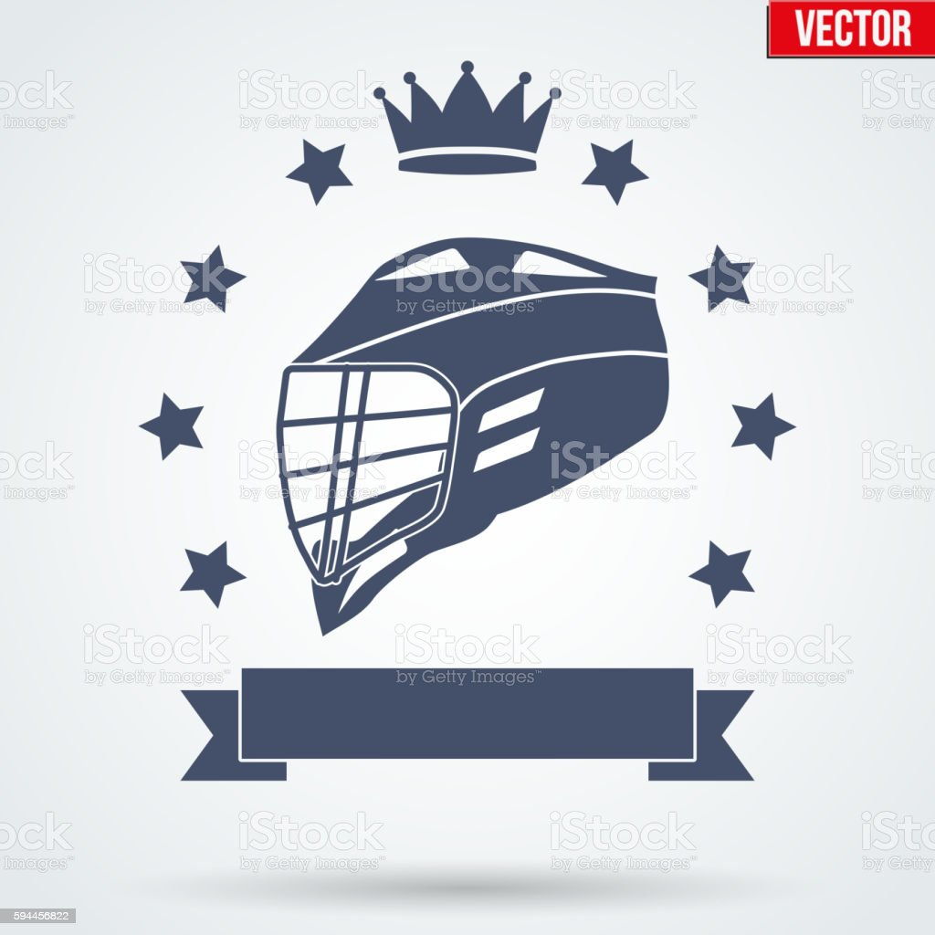 Paintball sports Signs and Label vector art illustration