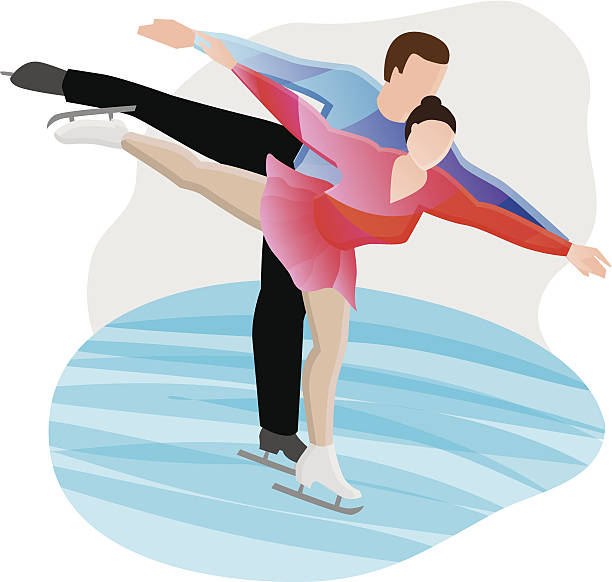 Image result for pair figure skating clip art