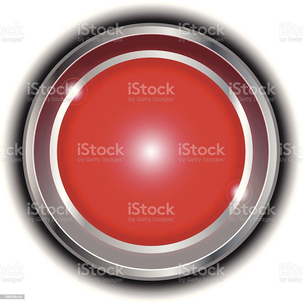 Panic Button royalty-free stock vector art