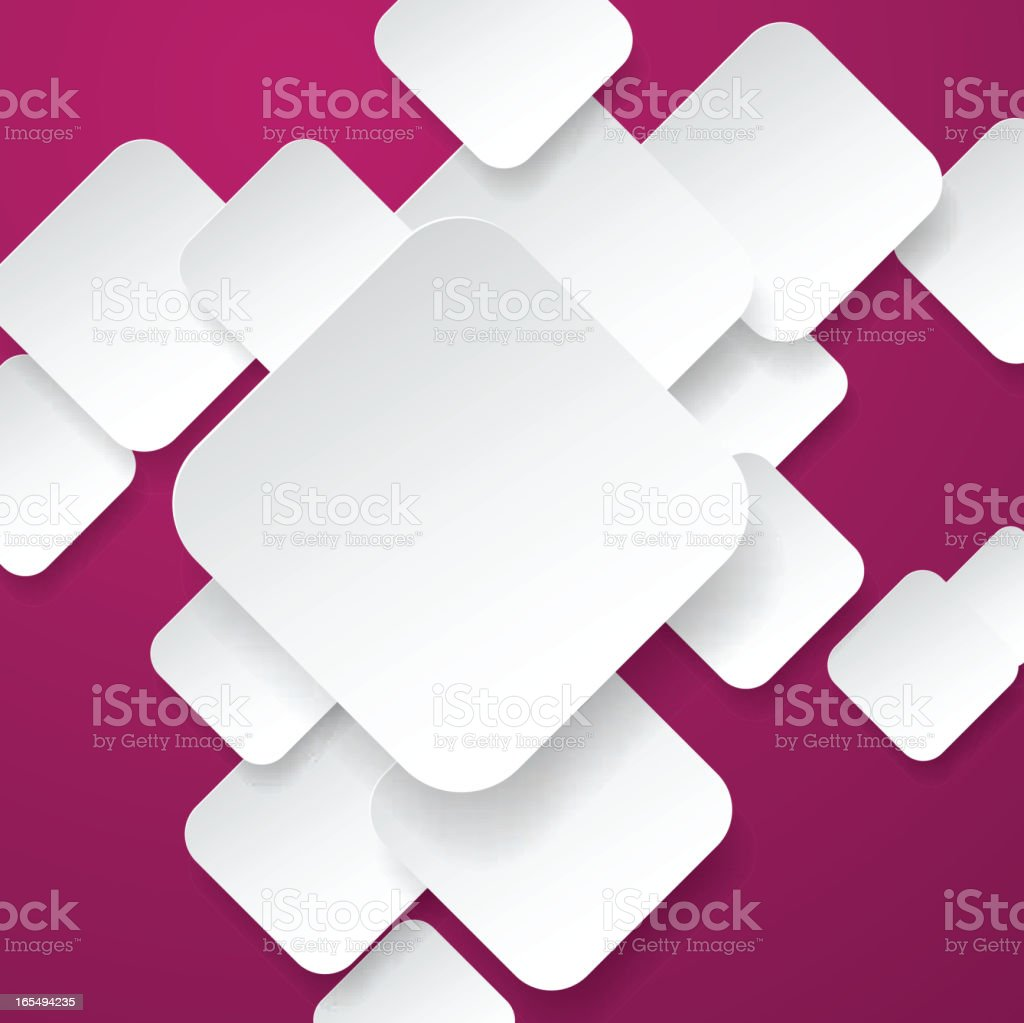 Paper notes bachground. royalty-free stock vector art