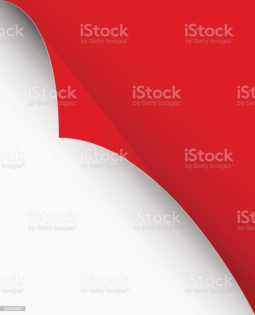 paper sticker vector art illustration